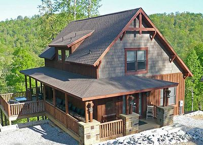 Classic Small Rustic Home Plan 18743CK Architectural Designs