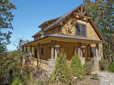 Small Rustic Home Plan Clic - 18805CK | Architectural Designs ...