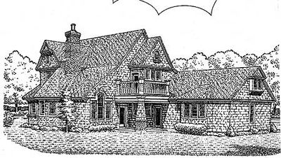 Victorian English Cottage - 19122GT thumb - 02