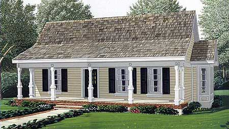 Cozy bungalow home plan 19175gt architectural designs for Cozy home plans