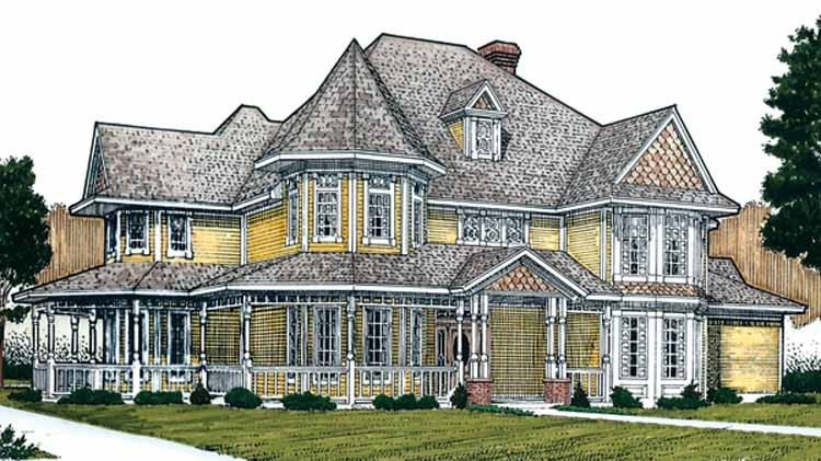 queen anne victorian house plans glorious queen anne victorian 19201gt architectural designs house plans 807