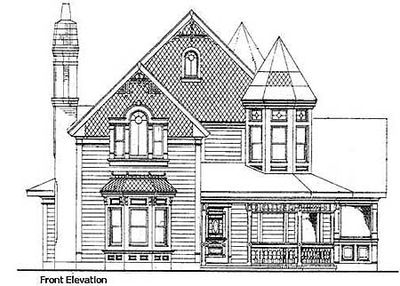 queen anne home plans style 19218gt architectural designs house 21393