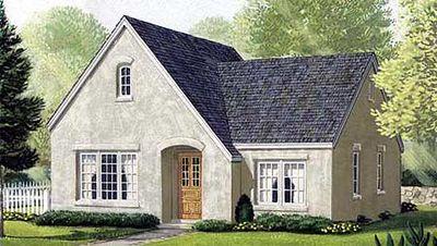 Cozy cottage home plan 19228gt architectural designs for Cozy cottage plans