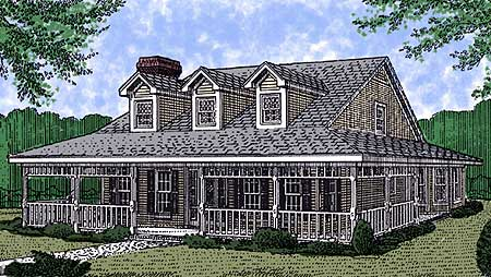 Timeless beauty 1942gt architectural designs house plans for Timeless house plans
