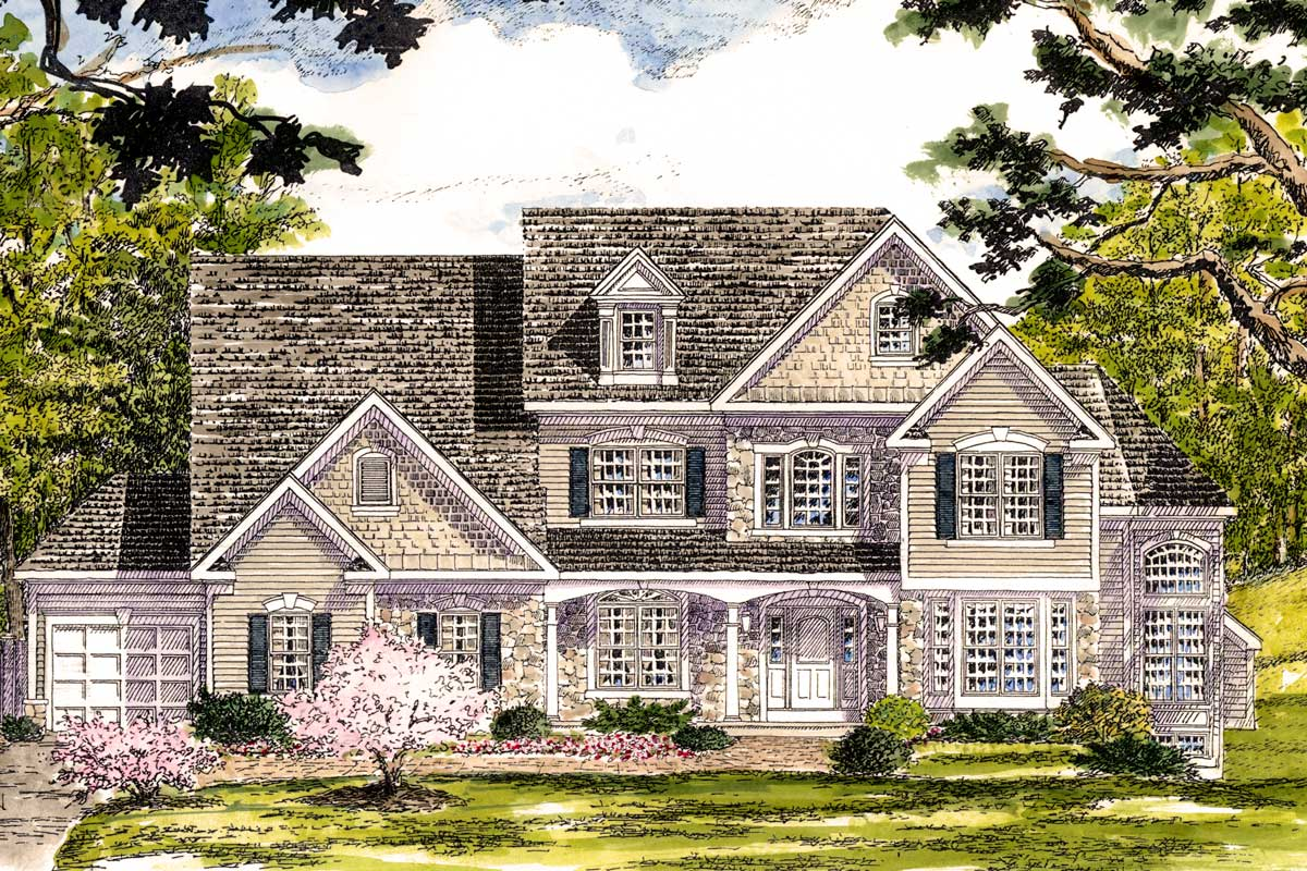 Spectacular family room 19528jf architectural designs for Spectacular home designs