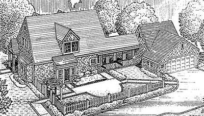 Wonderful Cottage with Detached Garage - 1958GT thumb - 02