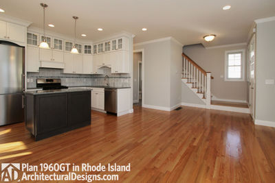 House Plan 1960GT comes to life in Rhode Island - photo 006