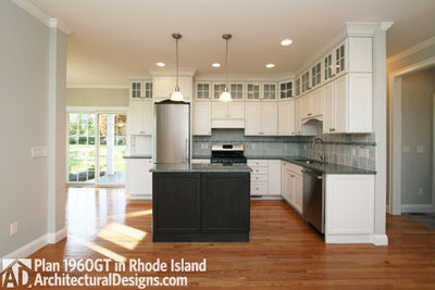 House Plan 1960GT comes to life in Rhode Island - photo 007