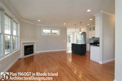House Plan 1960GT comes to life in Rhode Island - photo 009