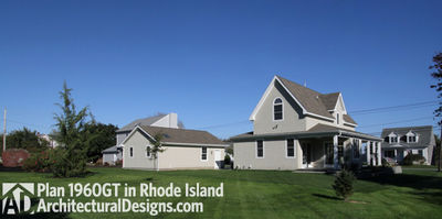 House Plan 1960GT comes to life in Rhode Island - photo 003