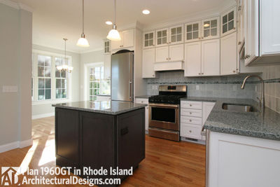 House Plan 1960GT comes to life in Rhode Island - photo 004