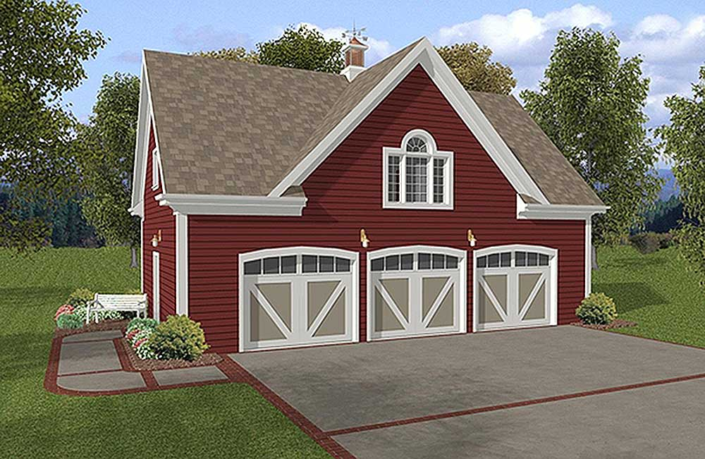 Classic brick ranch home plan 2067ga ranch southern for Classic ranch home plans