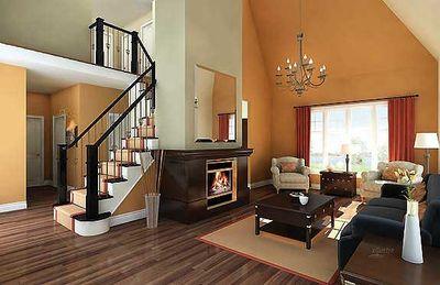 European House Plans European House Plan Boasts Cozy Floor Plan 21015dr