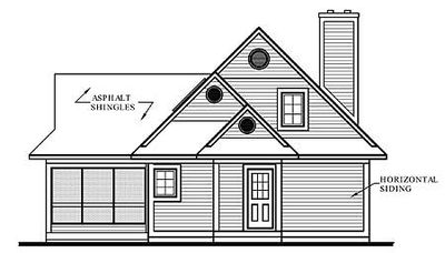 Sloping lot vacation home plan 2104dr architectural for Vacation house plans sloped lot