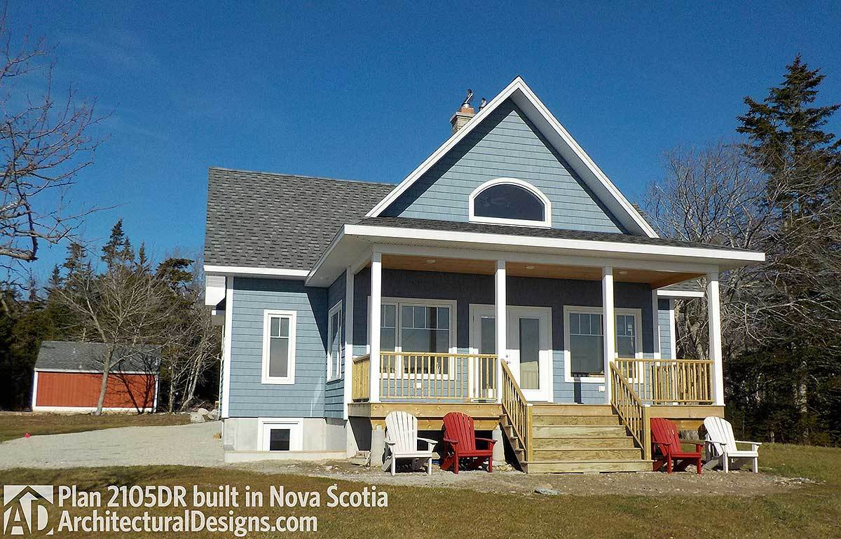 Nova Scotia House Plans
