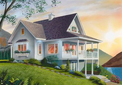 Cottage with Loads of Options - 2105DR thumb - 01