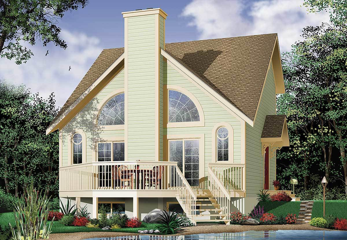 All season entertaining 21077dr architectural designs for Large home plans for entertaining