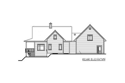 Four-Season Vacation Home Plan - 21128DR thumb - 06
