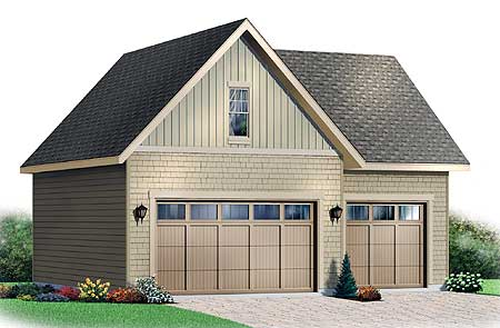 Garage with storage free materials list 21202dr for Architectural materials list