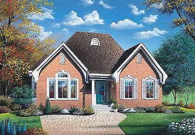 small house plan with open floor plan 21210dr thumb 01