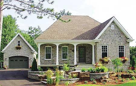 Added bonus detached garage plans included 21225dr for Detached garage with bonus room plans