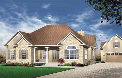Optional Detached Garage Available - 21282DR thumb - 01