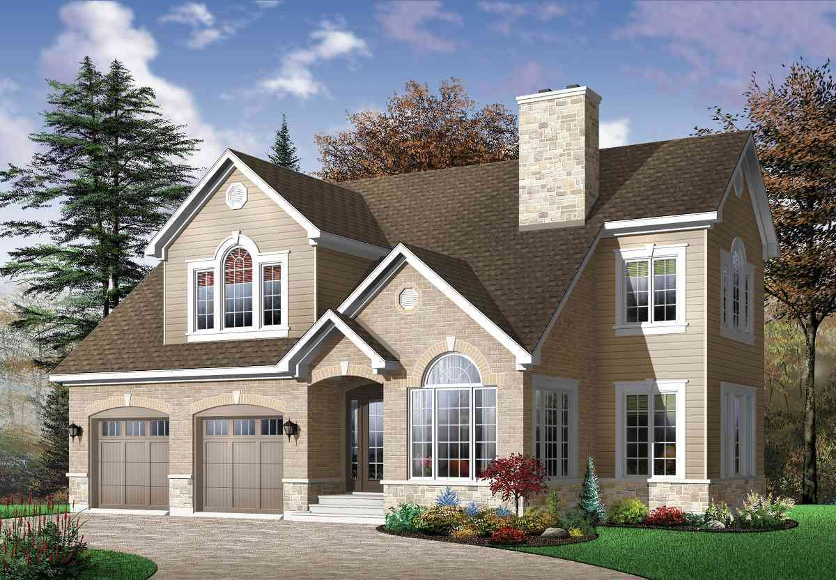 A brilliant palladian window 21354dr architectural for Palladian home designs