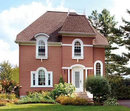Budget wise cottage with european charm 21361dr for European home designs llc