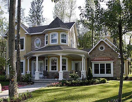 Beautiful Victorian Home Designs Pictures - Decorating Design ...