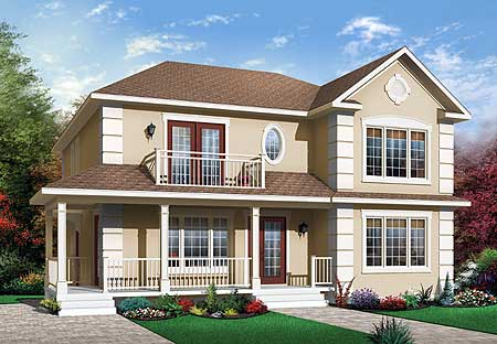 21431dr Architectural Designs House Plans