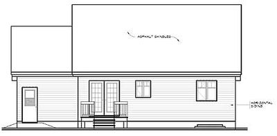 ... House Plan 21435DR On Reverse Living Floor Plans ...