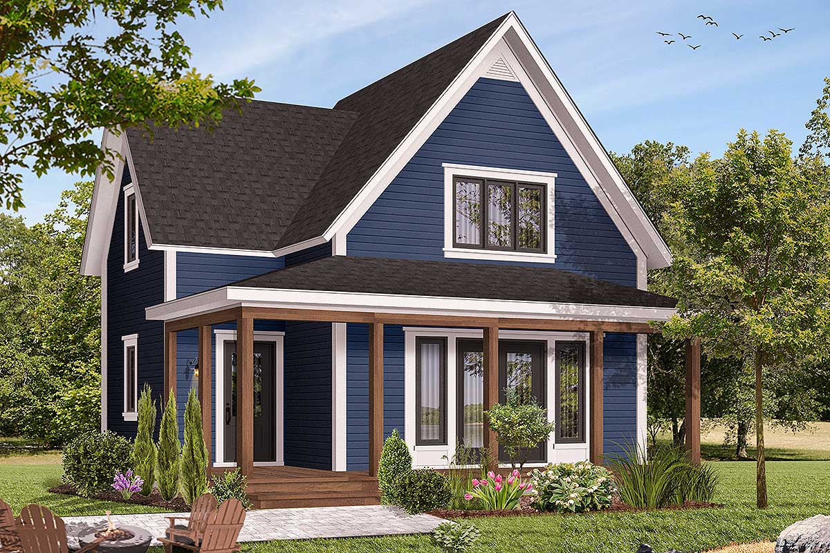 Four-Season Vacation Cottage - 2153DR