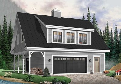 Cost Shed Dormer  Small Gable Dormers Increase Ceiling Height In
