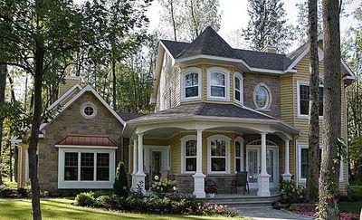 Beautiful Veranda Design - 21562DR thumb - 04
