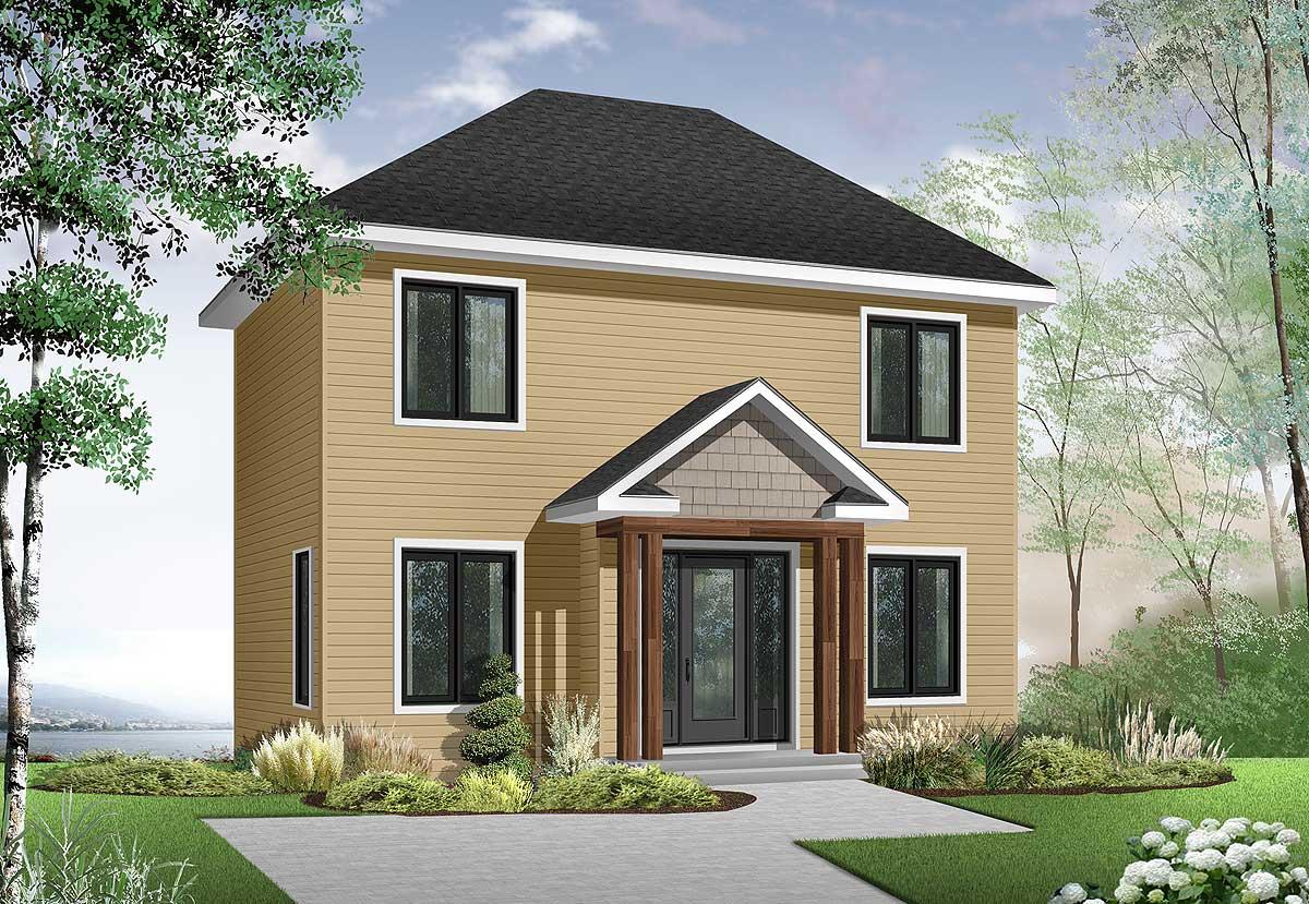 21585dr Architectural Designs House Plans