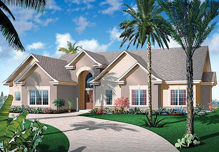 Airy Florida Style Ranch 21651dr 1st Floor Master