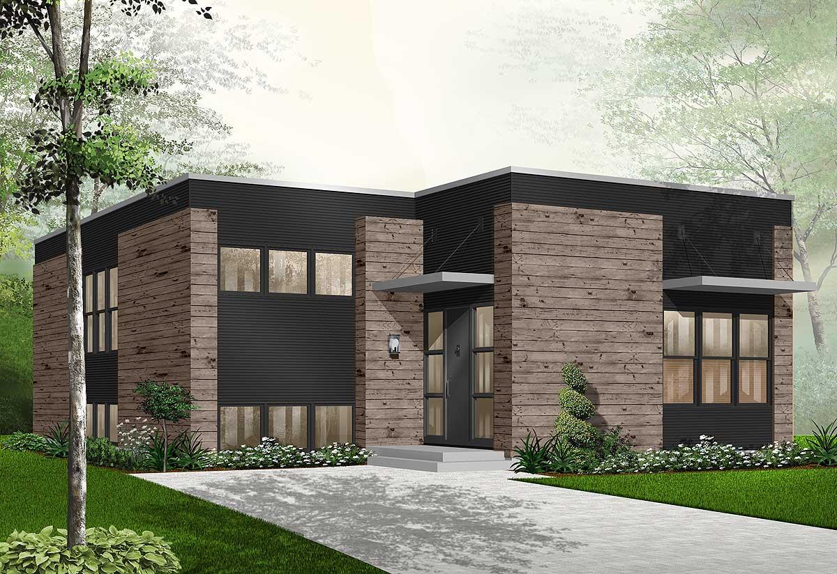 21674dr architectural designs house plans - Casas de una sola planta ...
