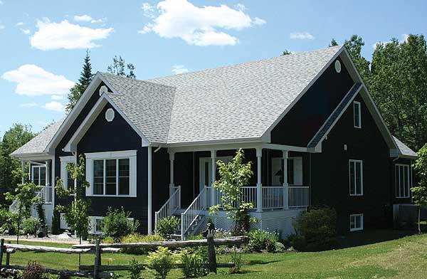 Attractive bi generational house plan 21710dr 1st for Bi generation house plans