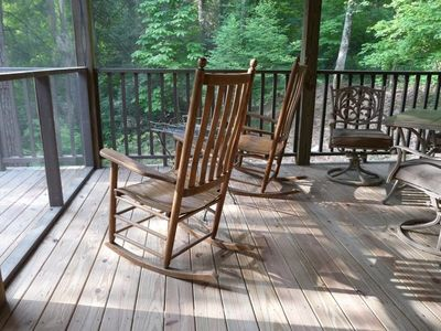 Four-Season Vacation Home Plan - 2177DR thumb - 15