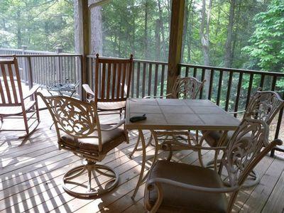 Four-Season Vacation Home Plan - 2177DR thumb - 14