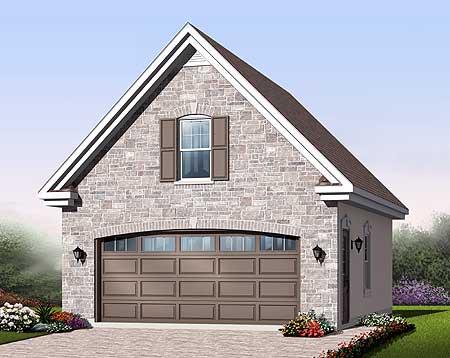 2 car garage with storage free bonus 21898dr cad for Free garage plans online