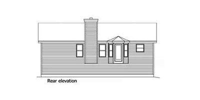 Cozy Split-Level Home Plan - 22003SL thumb - 03