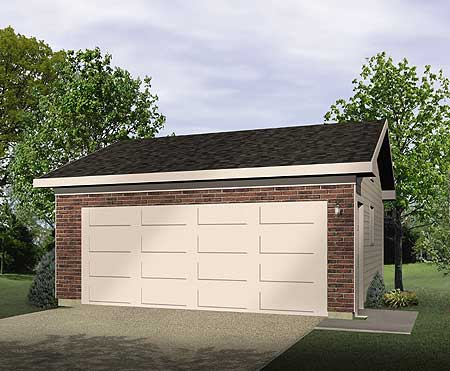Drive through garage 22066sl cad available pdf for House plans with drive through garage
