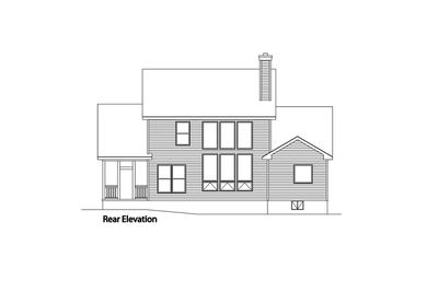 Two story great room 2230sl architectural designs for 2 story great room house plans