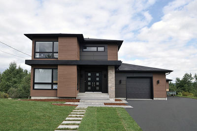 Stately Modern with Garage - 22322DR thumb - 03