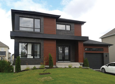 Stately Modern with Garage - 22322DR thumb - 04