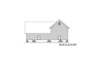 Rv garage with loft 2237sl architectural designs for Rv garage with loft