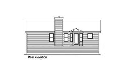 Cozy Split-Level House Plan - 2298SL thumb - 04