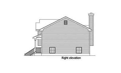 Cozy Split-Level House Plan - 2298SL thumb - 03
