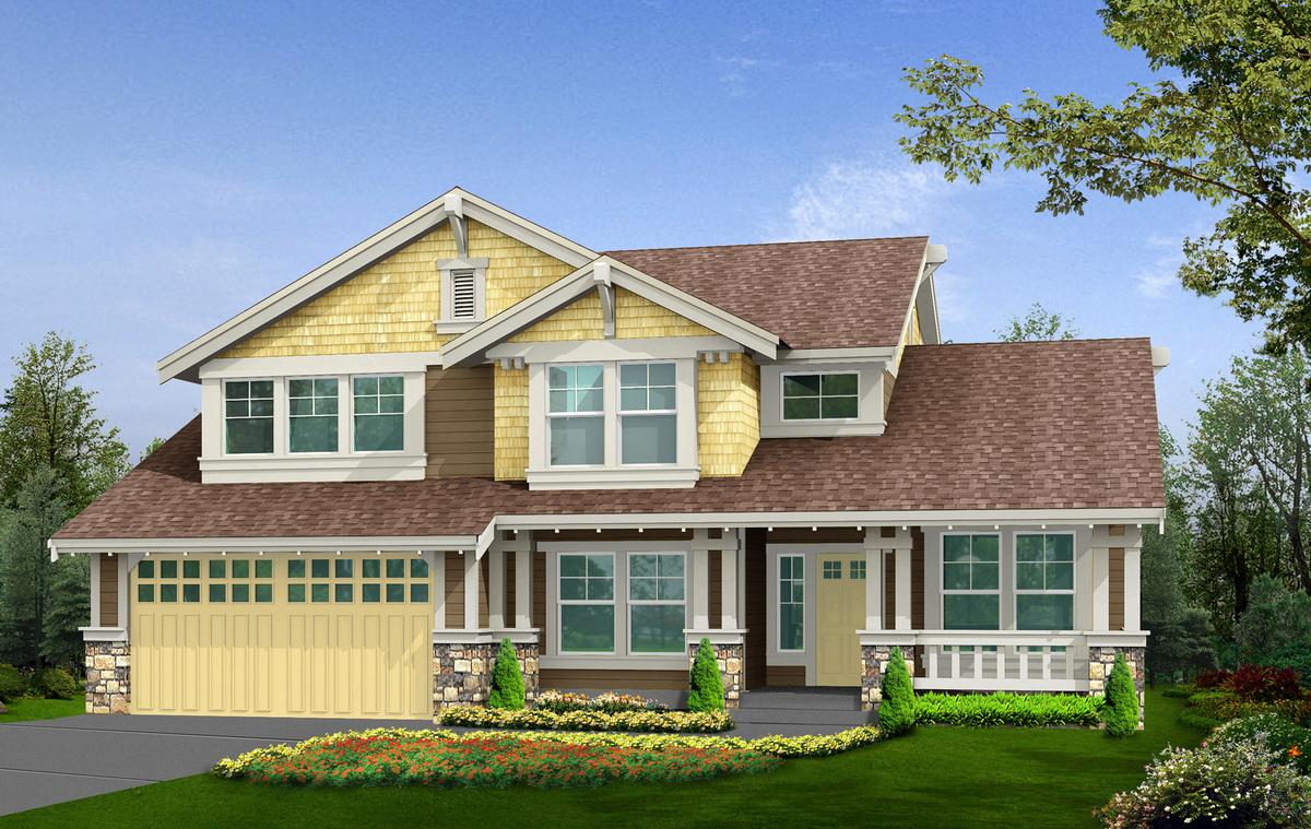Flexible Home Plan 23018jd 2nd Floor Master Suite